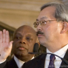 Thumbnail image for Ed Lee: Freight Train or Train Wreck?