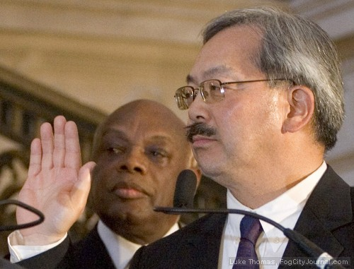 Post image for What's Next For the Elect Ed Lee Effort?